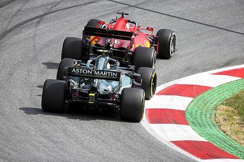 Uitslag: Kwalificatie voor F1 Grand Prix van Stiermarken