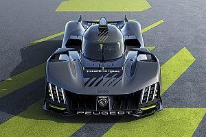 La futuriste Peugeot 9X8 dévoilée pour reconquérir Le Mans !