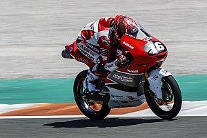 Hasil Race 2 CEV Moto3 Valencia: Tampil Tenang, Mario Aji Finis Lima Besar