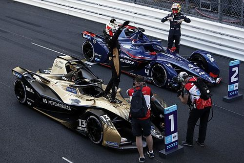Eprix de Mónaco: Da Costa logra el triunfo en la última vuelta