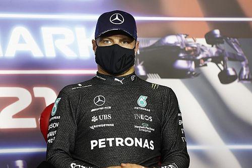 """Bottas: """"Perez'in yavaş pit stopu bize yardım etti"""""""