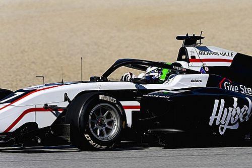 Paul Ricard F3: Mercedes junior Vesti beats Hauger to pole