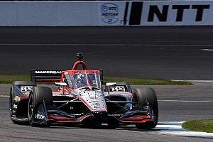 IndyCar GP Indy: Newgarden edges VeeKay, Power in FP2