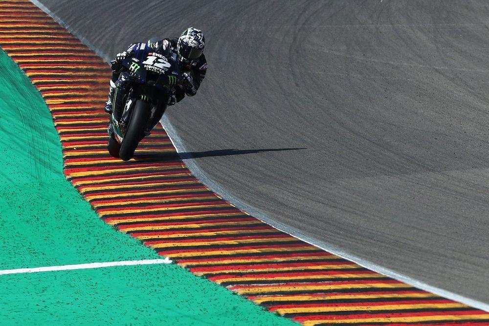 """Viñales baalt van Yamaha: """"Ik ben maar een testrijder"""""""
