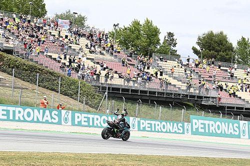 Resumen: la clasificación del GP de Catalunya de MotoGP