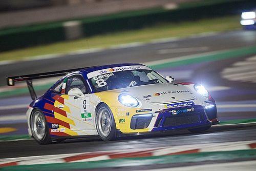 Carrera Cup Italia, Misano: Cerqui emerge dal buio di gara 1
