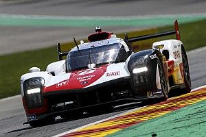 Spa WEC: Toyota grinds out win on Hypercar debut