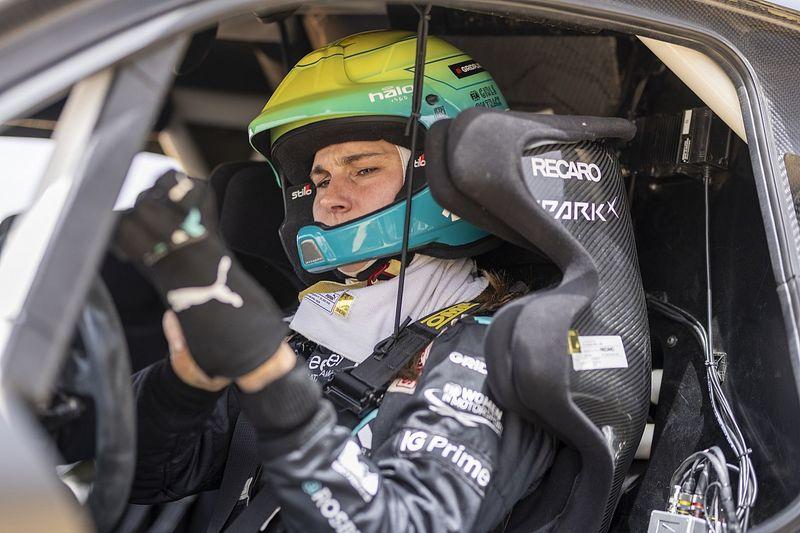 Molly Taylor Akan Kembali Turun di WRC