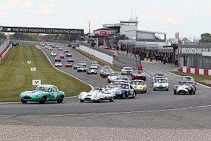 Donington Historic Festival headlines weekend of national racing