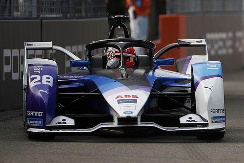 New York E-Prix: Gunther grabs win as Cassidy, Vergne collide