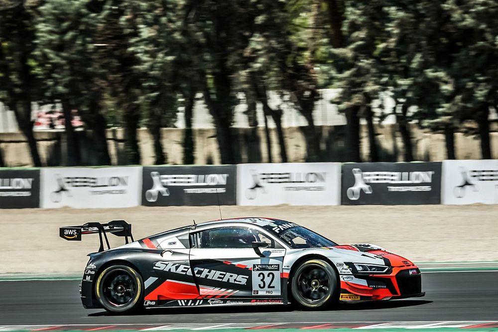 GTWC, Misano: Weerts-Vanthoor vincono Gara 1 con l'Audi-WRT