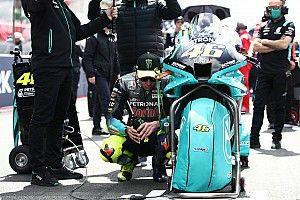 """Rossi: """"Intentaré correr en 2022, pero en este momento no puedo prometer nada"""""""