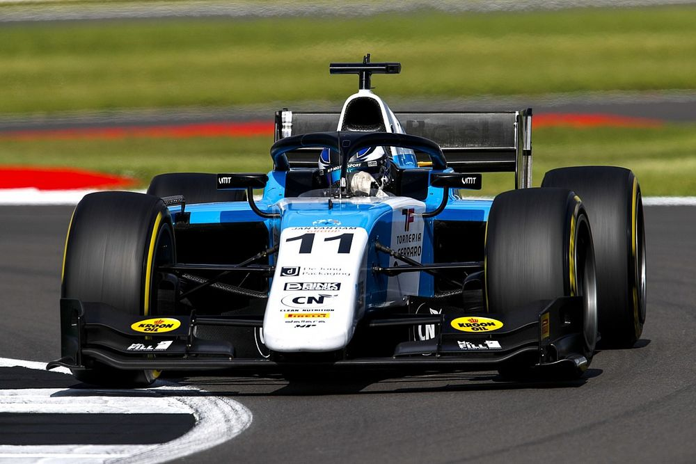 F2: Verschoor vence pela primeira vez na categoria em Silverstone; Drugovich é 7º