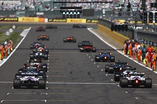 GP de Gran Bretaña F1: Timeline vuelta por vuelta