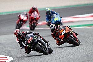 Vers un calendrier record pour le MotoGP en 2022