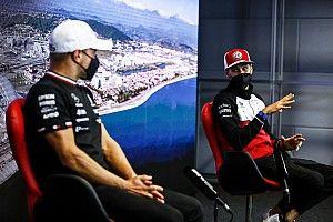 Giovinazzi reméli, Bottas meg tudja ismételni Räikkönen munkáját