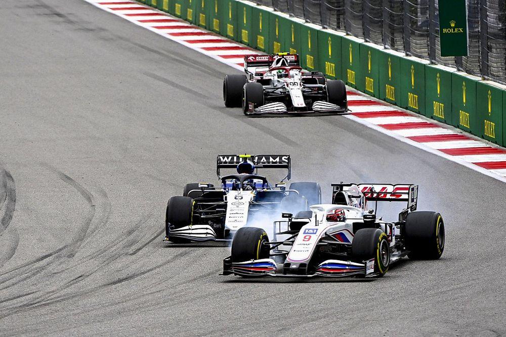 F1: FIA não está preocupada com pilotagem contestada de Mazepin