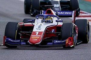 Шварцман стал 4-м в воскресной гонке Формулы 2 в Сочи