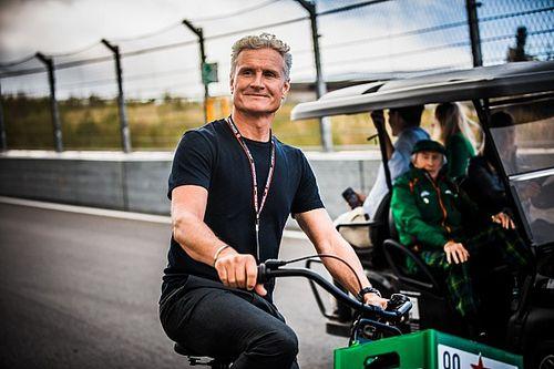 """Coulthard: """"Zandvoort is gemaakt voor een coureur als Verstappen"""""""
