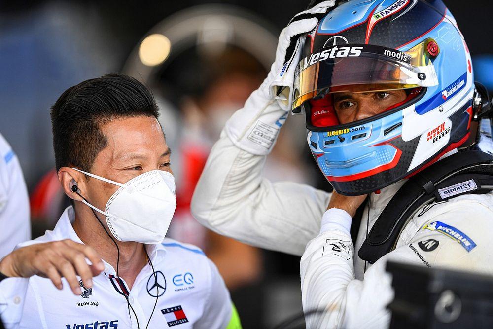 Mercedes explains struggles behind lowly De Vries Berlin qualifying