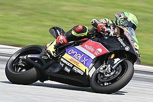 Hasil Race 1 MotoE San Marino: Granado Jatuh di Tikungan Terakhir