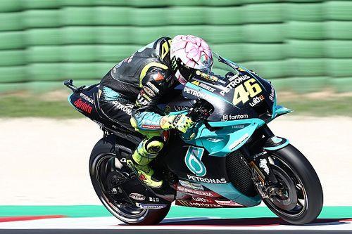 """Rossi """"nagyon frusztrált"""" a misanói Q1-es bukása miatt"""