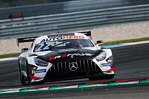 Assen DTM: Mercedes' Auer scores first pole since 2018