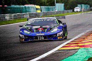 GTWC: Ghiotto al posto di Aitken sulla Lamborghini al Nurburgring