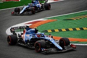 """Alonso dankt goede aanpassing aan F1 aan """"snelle referentie"""" Ocon"""