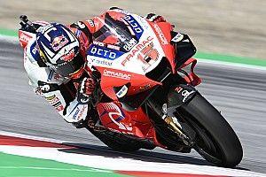 MotoGPオーストリアFP1:レコードタイム更新のヨハン・ザルコがトップ。中上貴晶は4番手発進