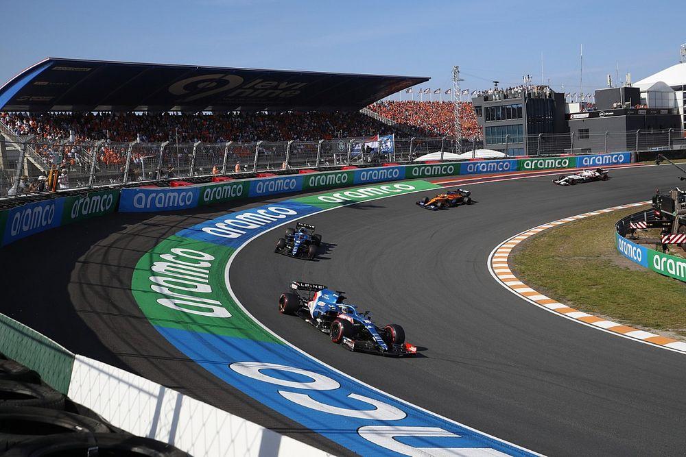 Fernando Alonso Beruntung Tidak Kecelakaan di Zandvoort