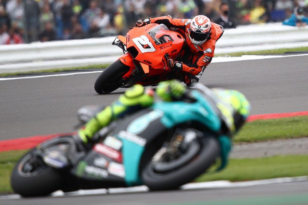 """Lecuona: """"Ha sido mi mejor carrera desde que estoy en MotoGP"""""""
