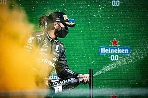 Hamilton szerint lassú a Mercedes, fejlesztéseket sürget