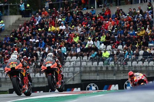 Uitslag: MotoGP Grand Prix van Oostenrijk