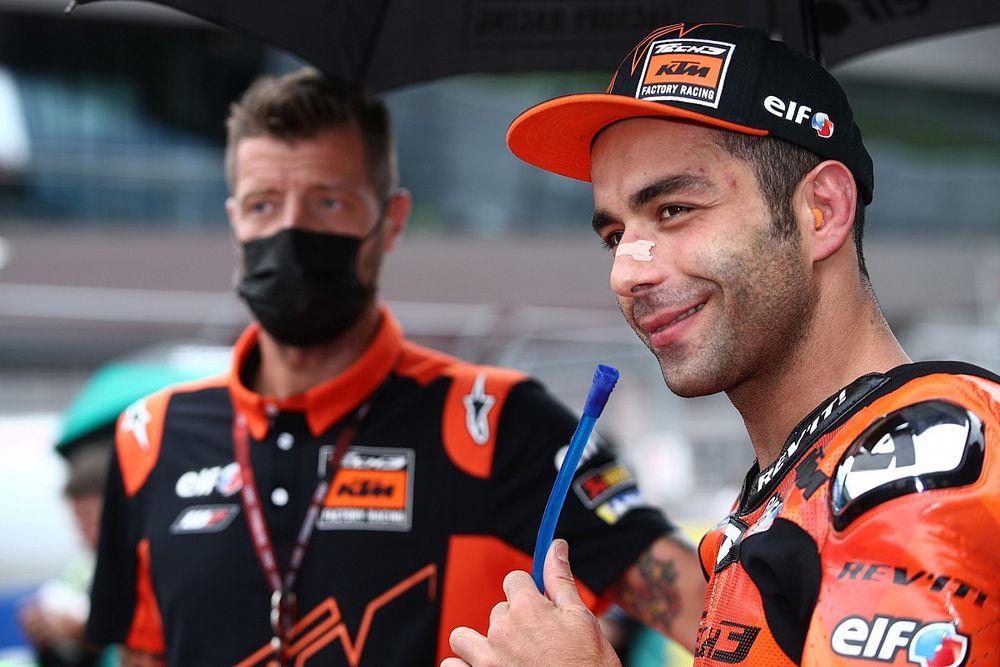 KTM le ofrece a Petrucci un hueco en su equipo del Dakar