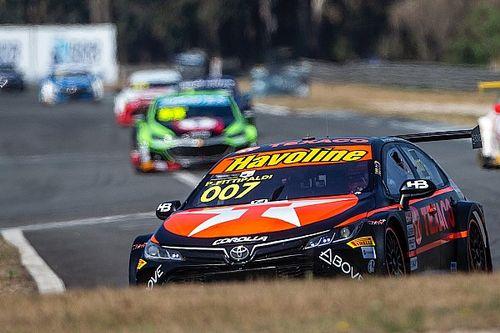 Pietro Fittipaldi estreia na Stock Car com oitavo lugar em Curitiba