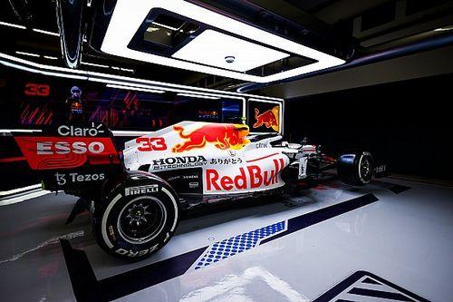 Premiera specjalnych barw Red Bull Racing