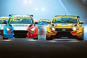 Прямой эфир: вторая гонка российского «Туринга» в Грозном