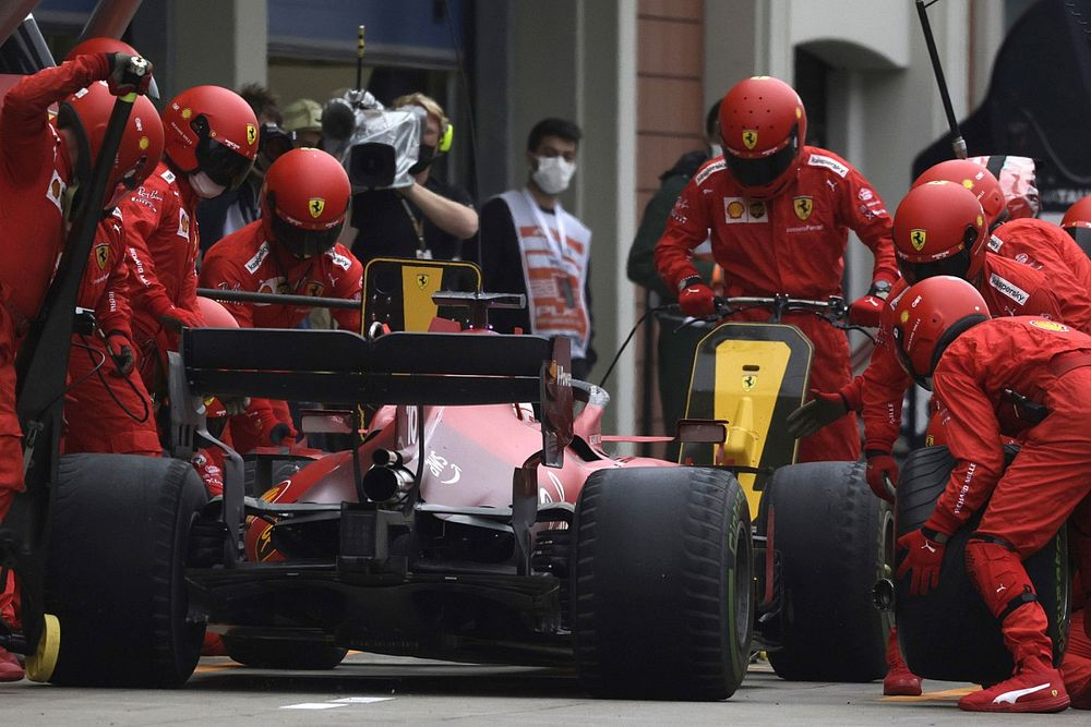 Ferrari: Bátor dolog volt a részünkről, hogy megpróbáltuk