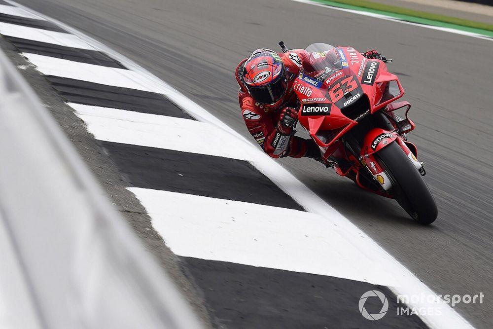 Suhu Buat Francesco Bagnaia Optimistis Hadapi MotoGP Aragon