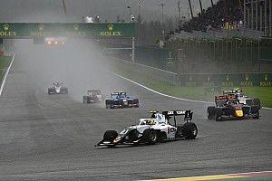 F3, Spa: Lorenzo Colombo maestro del bagnato in Gara 1