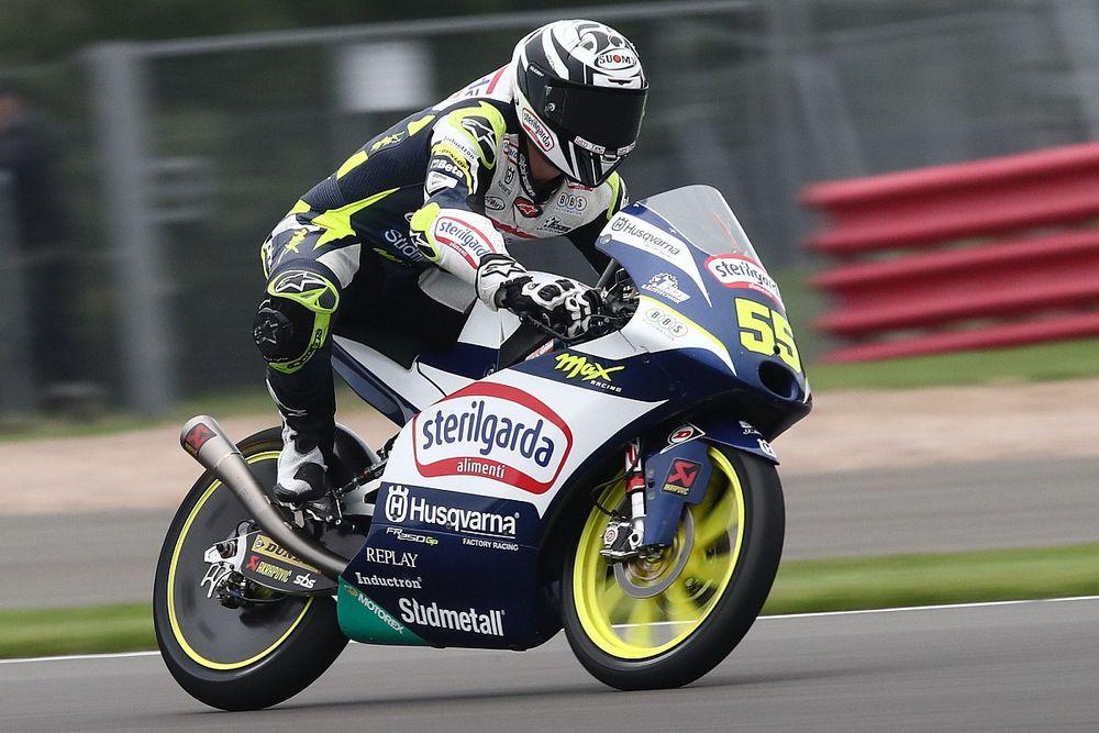 Moto3 Silverstone: Fenati kazandı, Deniz 8. oldu