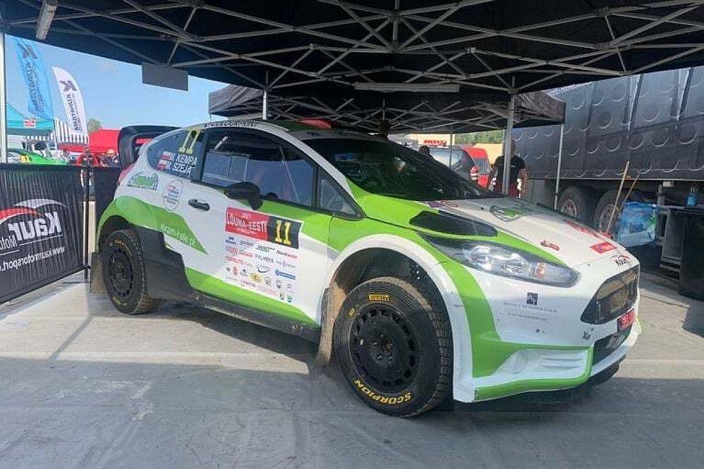 Tylko WRC przed Kempą i Szeją