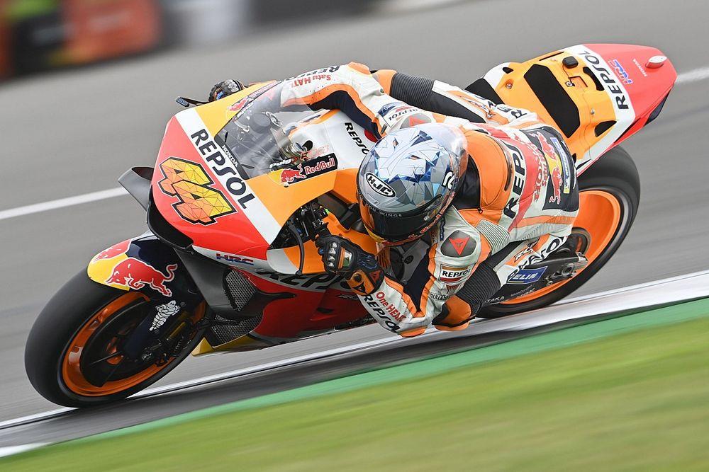 MotoGP: Pol Espargaro riporta la Honda in pole a Silverstone