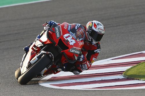 """Dovizioso en un """"99%"""" renovará con Ducati"""