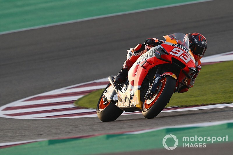 Márquez ne sait pas d'où viennent les problèmes de Honda