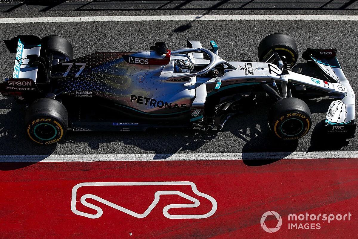 Mercedes cambia de jefe de motores