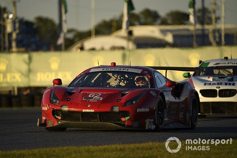 """Risi Ferrari was """"struggling to outperform GTD cars"""""""