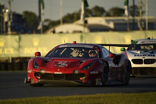 "Risi Ferrari was ""struggling to outperform GTD cars"""