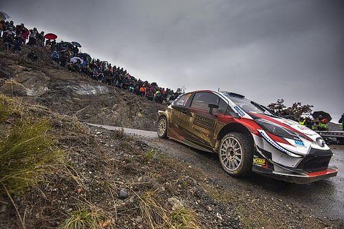 Ogier vuelve a subirse al Toyota en un test en Finlandia